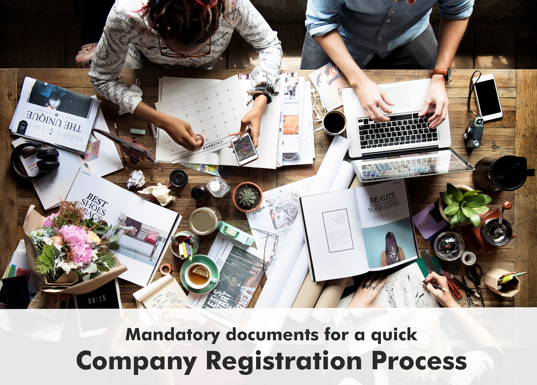 DOCUMENTS REQUIRED FOR PRIVATE COMPANY REGISTRATION