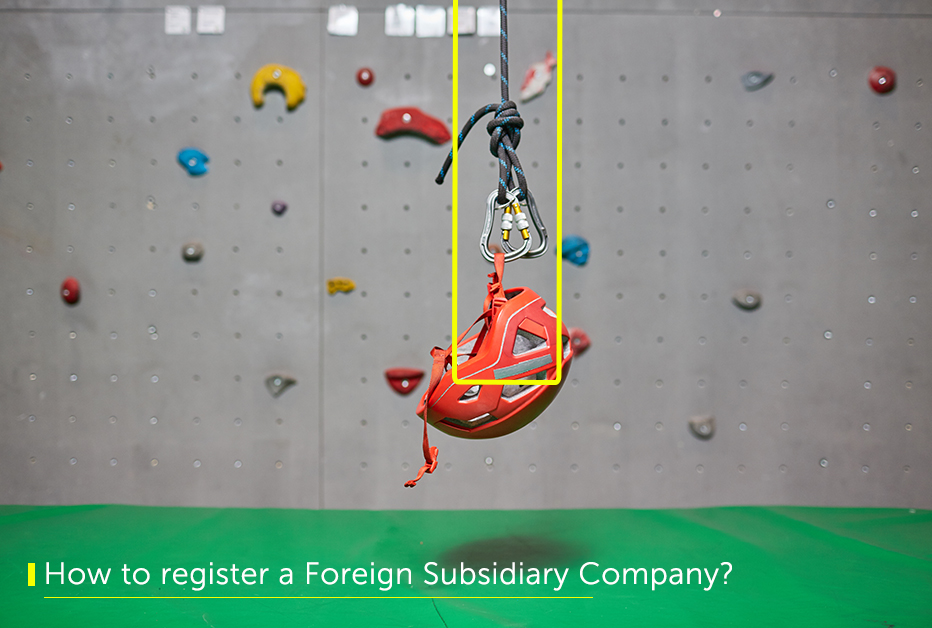How to Register Foreign company